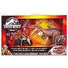 Jurassic World Battle Damage Ultimate Baryonyx Breakout