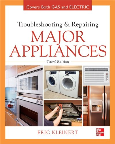 Troubleshooting and Repairing Major Appliances (English Edition)