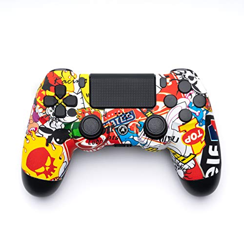 AimControllers PS4 Custom Wireless Controller, PlayStation 4 Personalized Gamepad [video game]
