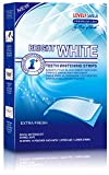 Professional Teeth Whitening Strips with Non-Slip Tech - Bright White - Lovely Smile Premium Line