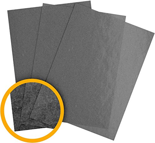 Bestsupplier 50 Sheets Carbon Transfer Paper Tracing Paper for Wood, Paper, Canvas (9 x 13 Inch)