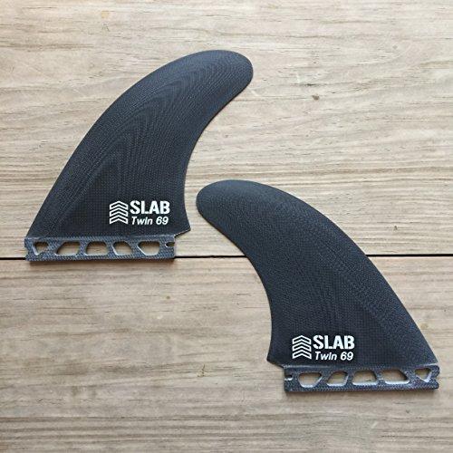 Slab- Twin Fins MR Black Futures