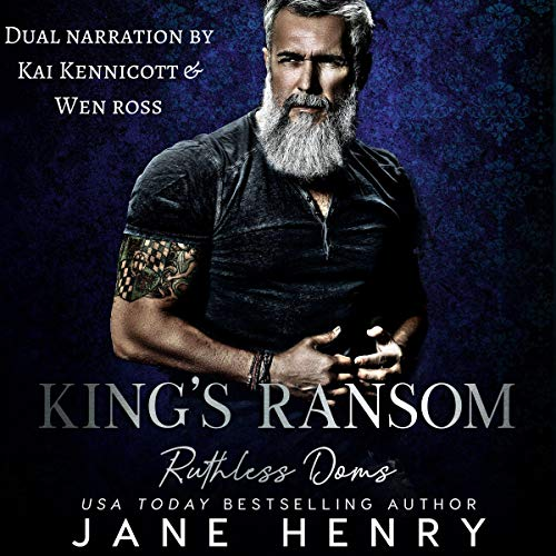 King's Ransom: A Dark Bratva Romance audiobook cover art