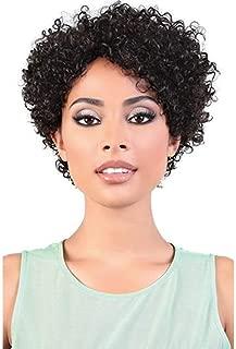 Motown Tress (Hpr.aden) - Persian Remy Human Hair Full Wig in NATURAL