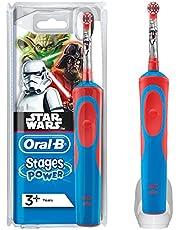 Oral-B Özel Seri Çocuklar İçin Şarj Edilebilir Diş Fırçası, Star Wars