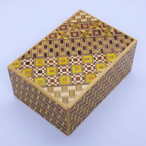 JAPONÉS PUZZLE BOX - 4 SUN 12 PASOS KOYOSEGI/TAGAI