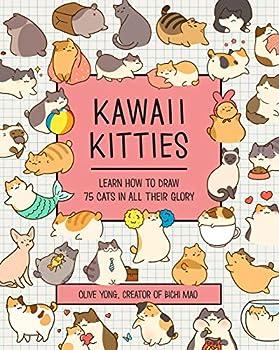 Kawaii Kitties  Learn How to Draw 75 Cats in All Their Glory  Kawaii Doodle 6