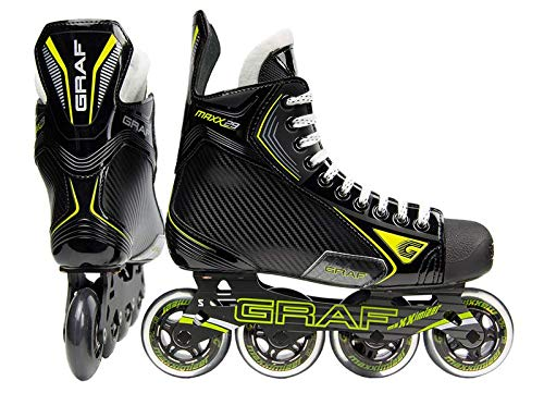 Graf Maxx 29 Hockey Inliner Men, size:8 = 42