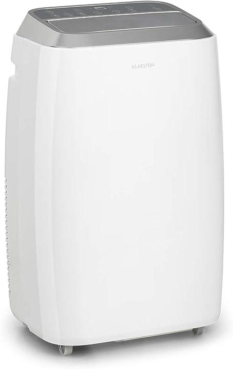Climatizzatore condizionatore portatile, 3in1: raffreddatore, deumidificatore, ventilatore klarstein iceblock B086R3RPX1