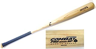 Combat Wood PWSP1 Slow Pitch Bat Slowpitch 33/27-34/28-34/29 or 34/30 ASA (33in. 27oz.)