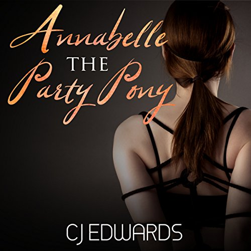 Annabelle the Party Pony cover art