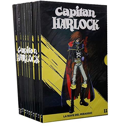 Capitan Harlock - Opera Speciale 11 DVD - Yamato Video - Editoriale Corriere della Sera