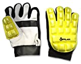 Splay DE Moulded Cricket Gloves - Yellow - Medium -