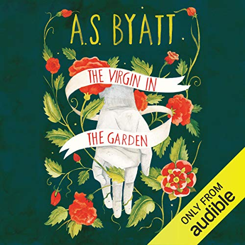 The Virgin in the Garden cover art