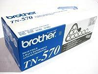元Brother tn-570(tn570) 6700Yieldブラックトナーカートリッジ–小売by Brother