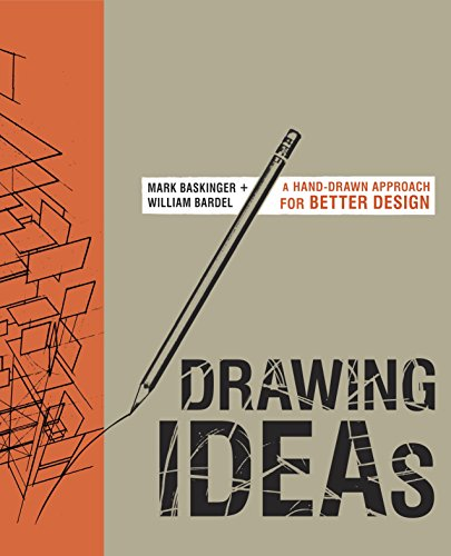 Drawing Ideas - A Hand-Drawn Approach for Better Design |Recommended Books