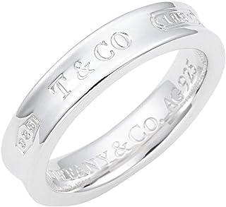 TIFFANY 蒂芙尼 925纯银 1837 窄边基础款 戒指 22992473 日本尺寸7号 (US尺寸4号)