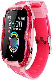 Kids Smart Watch Phone Impermeable Children's Student's Student Watch LBS AI Localizador De Seguimiento De Lbs Reloj De Al...