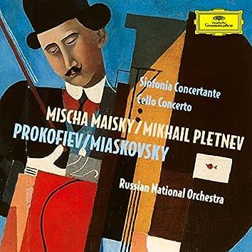 Prokofiev: Sinfonia Concertante; Miaskovsky: Cello Concerto