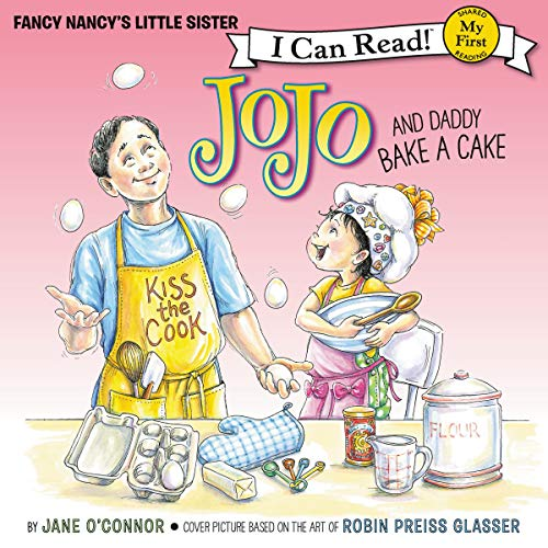 Fancy Nancy: JoJo and Daddy Bake a Cake Titelbild