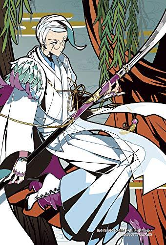 70ピース ジグソーパズル 刀剣乱舞-ONLINE- 巴形薙刀(柳に短冊) 【プリズムアートプチ】 (10x14.7cm)