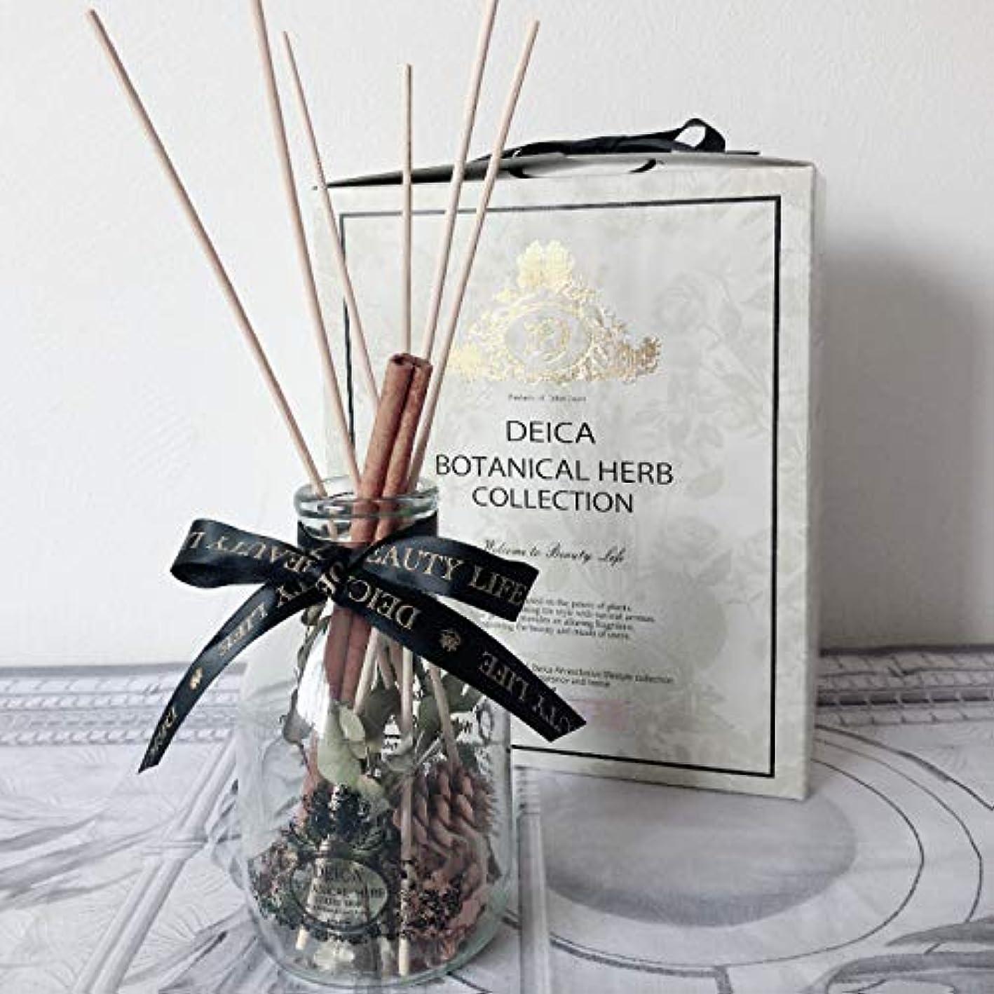 グリーンランド棚花束DEICA ボタニカル ハーブ ディフューザー カモミール(リードディフューザー)