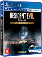 Resident Evil 7 Gold - PlayStation 4