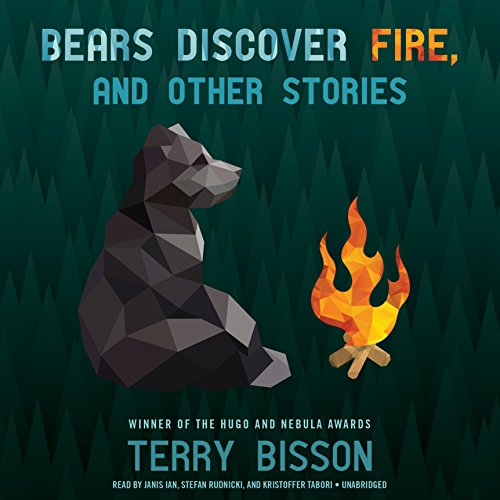 Page de couverture de Bears Discover Fire, and Other Stories