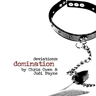 Deviations: Domination audiobook cover art