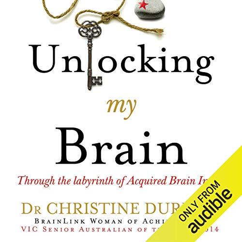 Unlocking My Brain cover art
