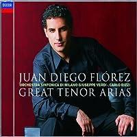 Great Tenor Arias by Juan Diego Fl?rez (2004-09-14)