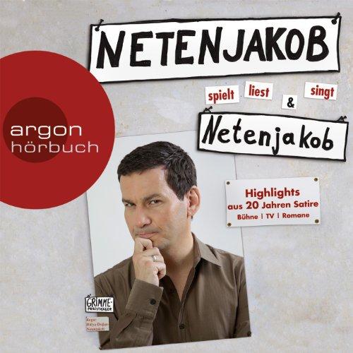 Netenjakob liest, spielt und singt Netenjakob audiobook cover art