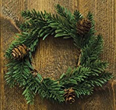 CWI Gifts Douglas Fir Ring Pack of 6