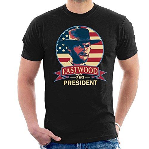 Clint Eastwood For President Men's T-Shirt