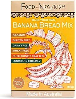 Food to Nourish Food to Nourish Organic Banana Bread Mix 360 g