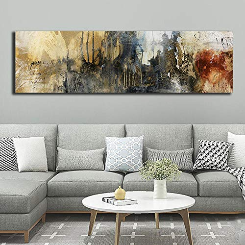 Imprimir pintura abstracta lienzo impreso cuadros