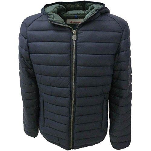 Jacke 100 gramm Invicta 0907 - Daunenjacke Für Männer 100% polyamid 4431196/U/NA 978, blau - Blau, Large