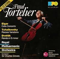 Cello Concerto / Rococ Variations: Tortelier, Groves / Rpo +dvorak: Rondo