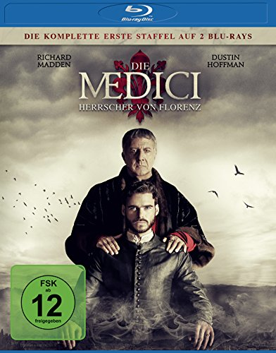 Die Medici - Herrscher von Florenz - Staffel 1 [Blu-ray]