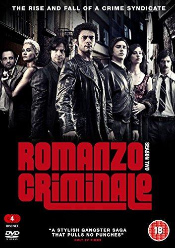 Romanzo Criminale Season 2 (4 Dvd) [Edizione: Regno Unito] [Edizione: Regno Unito]