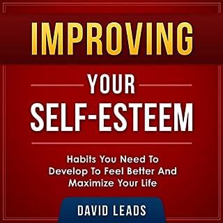 Improving Your Self-Esteem audiobook cover art