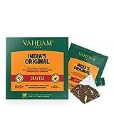VAHDAM, Indiens Original Masala Chai Teebeutel, 100 Teebeutel, 100% natürliche Gewürze & KEIN...