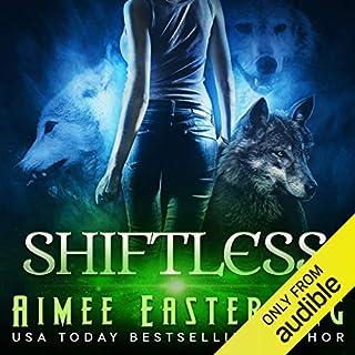 Shiftless: Werewolf Paranormal Fantasy cover art