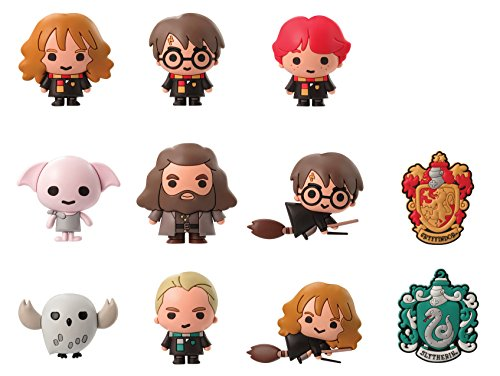 HARRY POTTER Series 2 Collectible Single Blind Bag Key Chain image