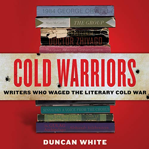 Cold Warriors audiobook cover art