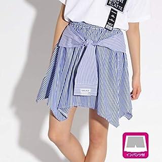 ピンク ラテ(PINK latte) 腰巻 スカート
