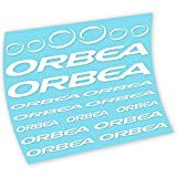 Orbea Pegatinas en Vinilo Adhesivo Cuadro (WH - White)