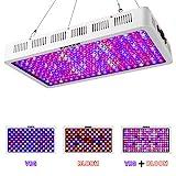 HIGROW 1000W Optical Lens LED Grow...