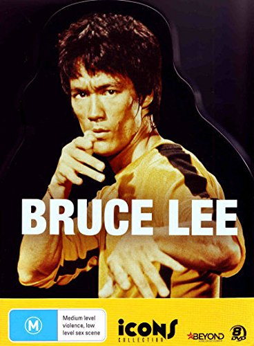 Icons Collection: Bruce Lee - 8-DVD Tin Box Set ( Tang shan da xiong / Jing wu men / Game of Death / Si wang ta / Meng long guo jiang / Bruce Lee, the Legend ) [ Australische Import ]