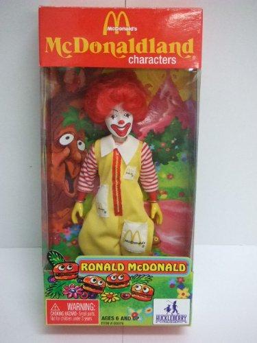 Personajes Ronald McDonald Land (Jap?n importaci?n / el paquete y el manual est?n escritos en japon?s)